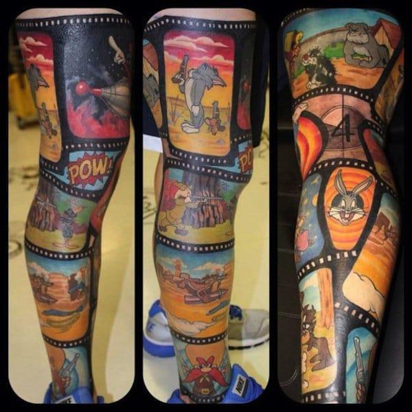 tattoo-legs