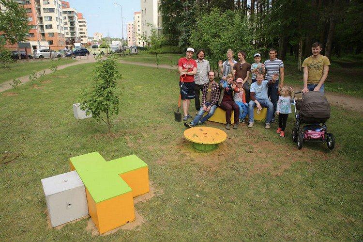 tetris furniture people pram