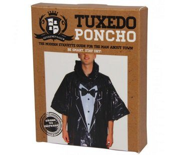 tuxedo poncho box