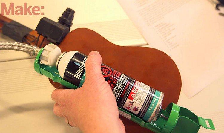 ukulele gun