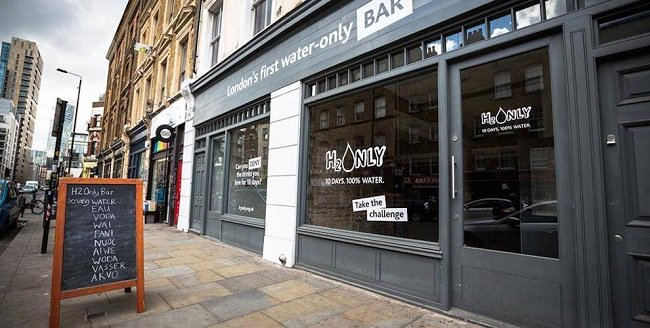 water-bar-london