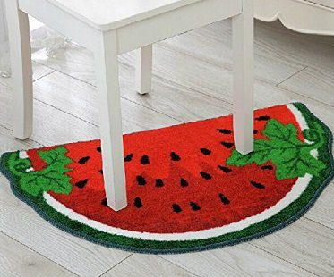 watermelon mat table