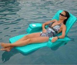 Adjustable Pool Recliner