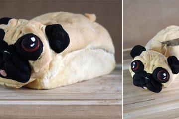 Baker Creates Pugloaf