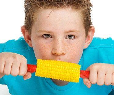 Bike Grip Corn Skewers