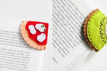 Bookmarks Look Like Your Favorite Foods