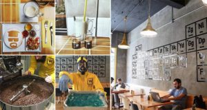 Breaking Bad Themed Coffee Shop Istanbul