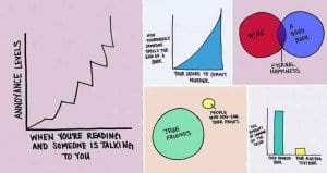 Charts Only Book Nerds Will Understand
