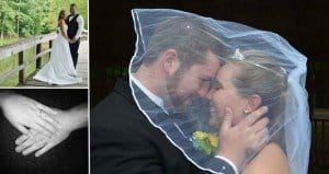 Couple Ask For Donations For Second Wedding After Car Crash
