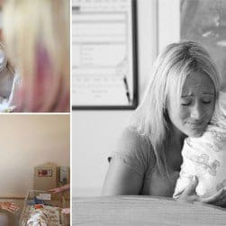 Couple Meets Their Adopted Baby