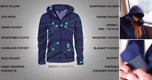Crowdfunded Baubax Swiss Army Jacket