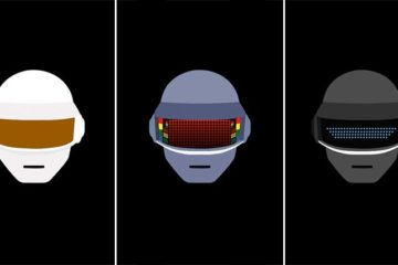 Daft Punk Helmet GIFs