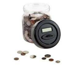 Digital Money Counting Jar