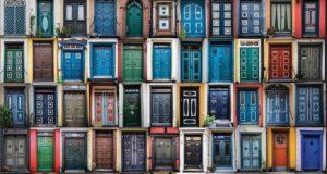 Doors Designed In Denmark