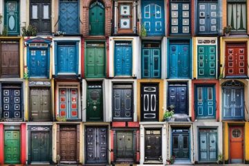 Doors Designed In Denmark