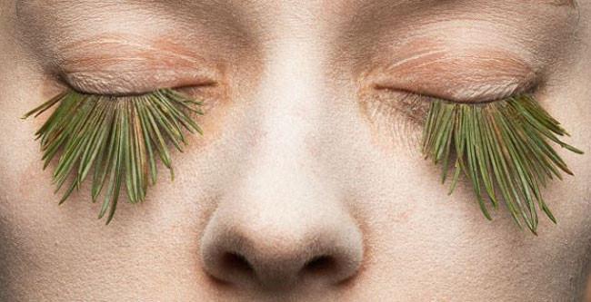 Fake-eyelashes-made-of-plants-mary-graham