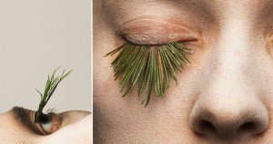 False Eyelashes Question The Idea Of Natural Beauty Products
