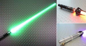 Get Your Own Realistic Lightsaber