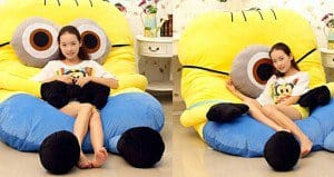 Giant Minion Bed