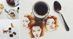 Giulia Bernardelli Coffee Art