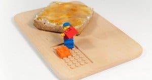 Lego Breakfast Board