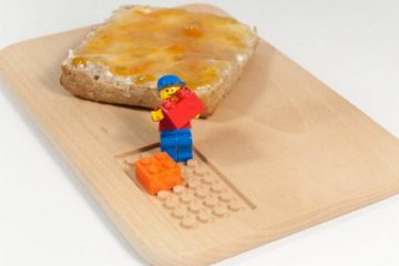 Lego Breakfast Board