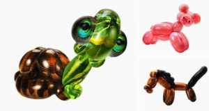 Lifelike Balloon Animals