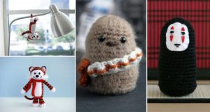 Little Crochet Superheroes