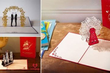 LovePop Detailed Pop Up Cards