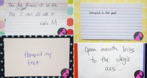 Moms Write Down The Weirdest Things Their Kids Have Done