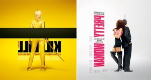 Movie Posters Different Angles