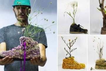 Old Sneakers Take On New Lease Of Life