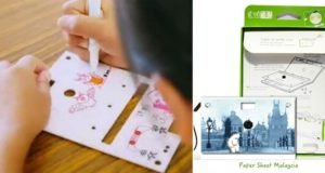 Paper Camera You Can Doodle On