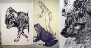 Paul Jacksons Creepy Illustrations