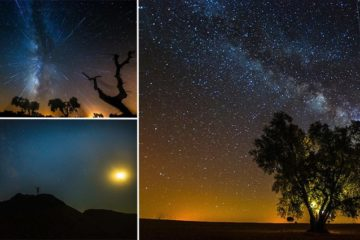 Pictures Of Starry Skies