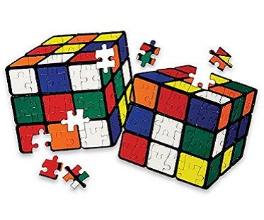 Rubiks Cube Jigsaw Puzzles