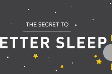 Secrets To Having A Better Sleep