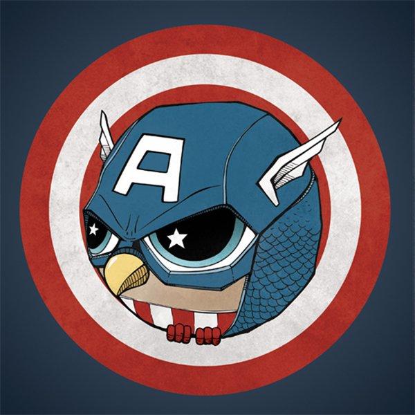 Sowulka-little-rounded-owl-captain-america