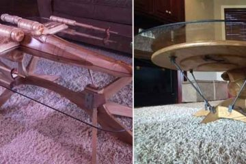 Starship Coffee Tables