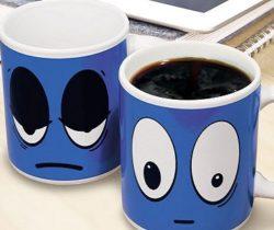 Tired Heat Changing Mug