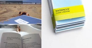 Water Proof Literatures