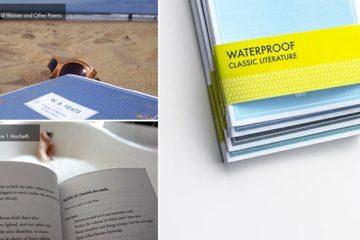 Water Proof Literatures