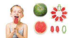 Watermelon Popsicle-Shape Slicer