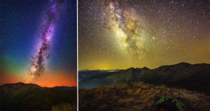 Young Photographer Takes Photos Of The Night Sky