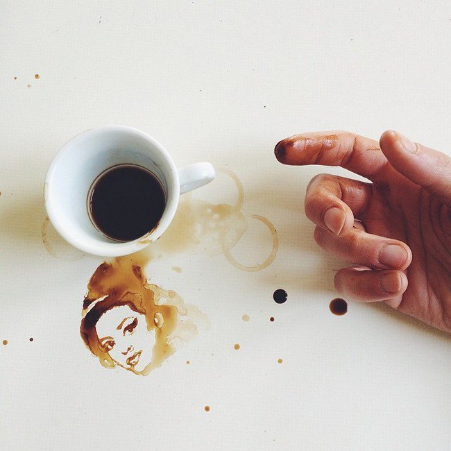 amy winehouse coffee