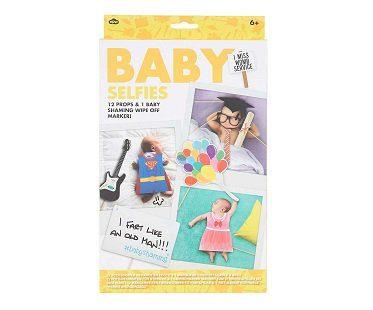 baby selfie props box