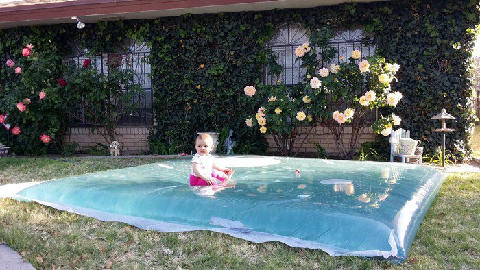 baby water blob