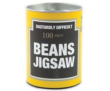 baked beans jigsaw puzzle tin