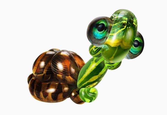 balloon-zoo-by-sarah-deremer-tortoise