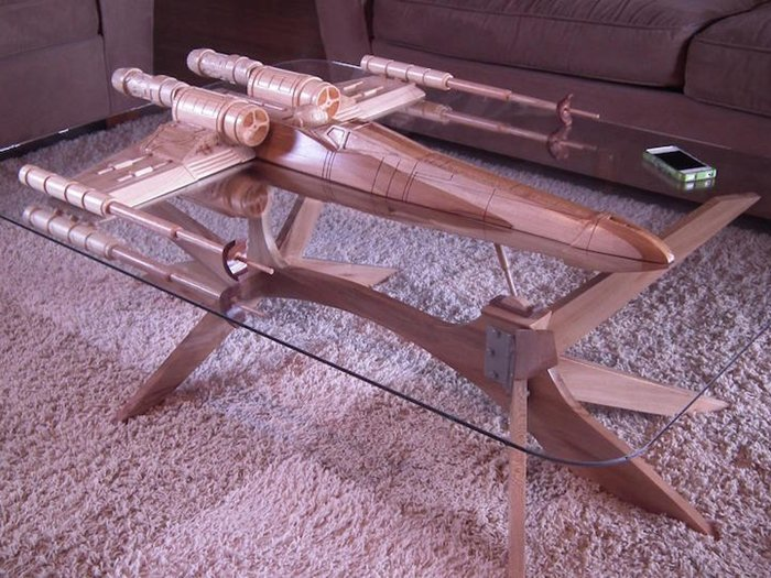 barry-shields-star-wars-x-wing-coffee-table